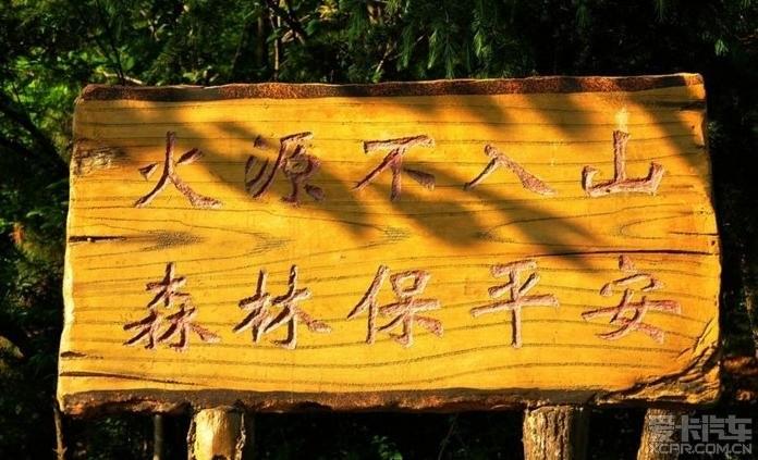 标题: 城市之肺--------青岛北岭森林公园游记