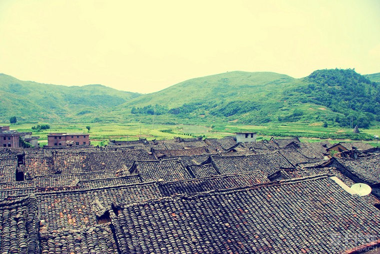 > 抵制收费景区 探访粤北 赣南山区深处的古村落和古建筑(完)