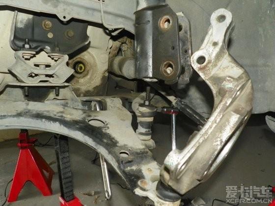 交作业:自己动手修理变速箱,更换四档轴,清洗油路板和电磁阀