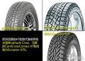 (转)SUV轮胎导购:各品牌AT轮胎系列如何选。。。