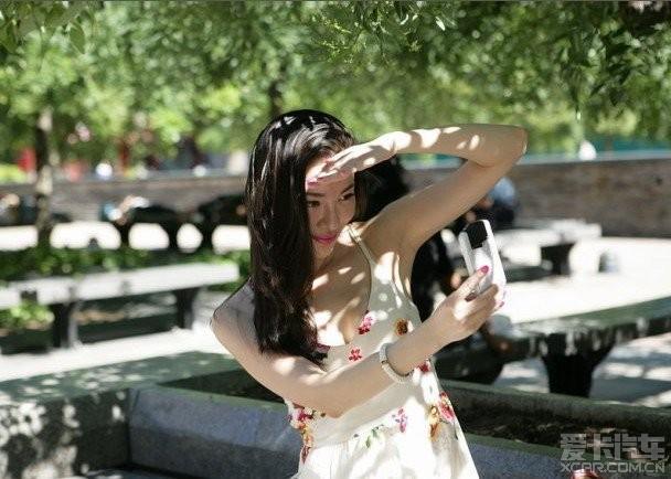 街头的各种a美女美女。_北京汽车论坛_XCAR身材美女形容图片