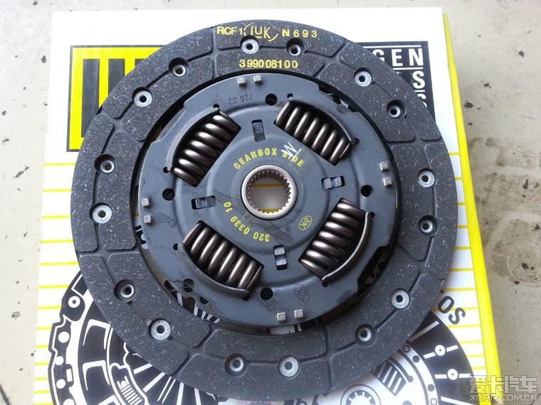 polo汽车离合器结构图