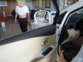 首台雷克萨斯RX270改装自动折叠后视镜