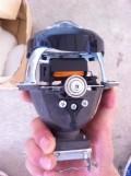 廊坊文安蓝天车灯改装-----明锐RS改装随动Q5透镜