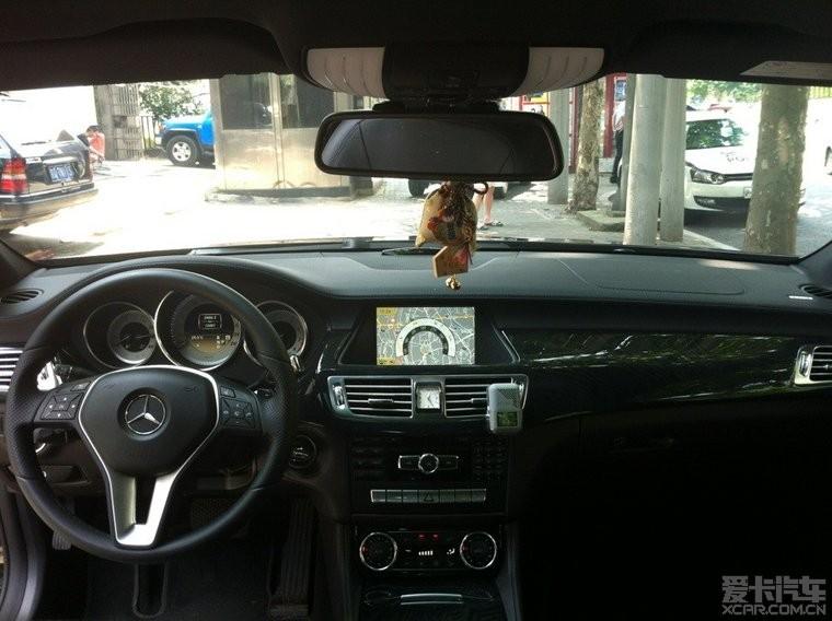 13年5月上牌 奔驰cls300 二手车论坛 二手车交易论坛 二手高清图片