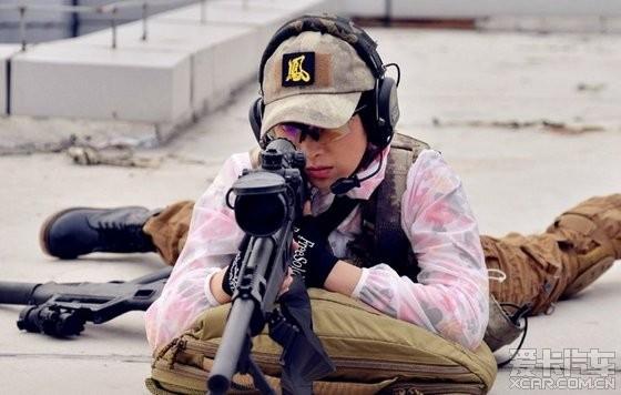 【精华】我是特种兵3新剧照:一大群武装美女战士挺