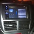 悍马H3日产SKYLINE奇骏180IX大发COPEN改装DVD导航一体机安装效果图