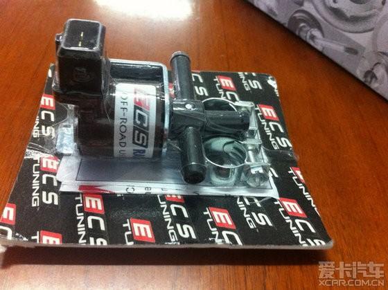 配重块和ecs n75电磁阀图片
