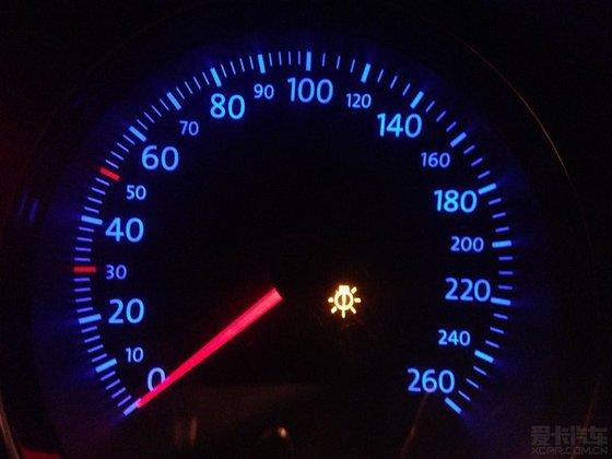 常见车辆故障灯图解 朗逸仪表盘故障灯图解 常见车辆故障高清图片