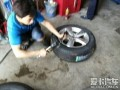 换了倍耐力p7轮胎的感想.