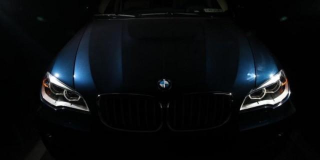 BMW X6 50i��ҹ���ؿ���Ӱ