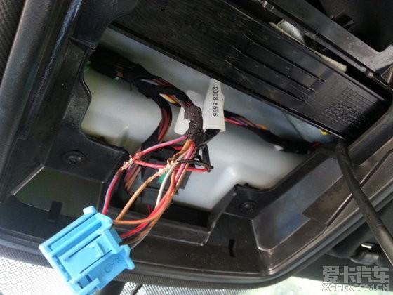 的行车记录仪安装过程