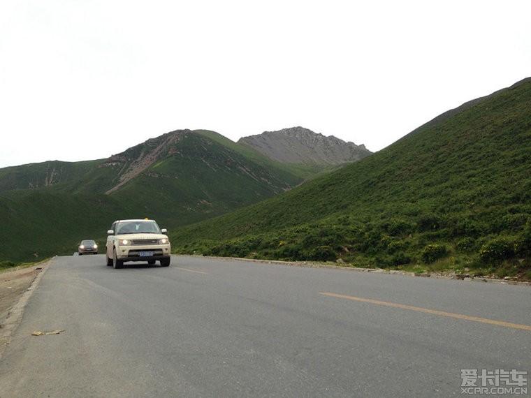 镇出发途径铧尖藏族乡