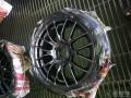 电镀轮毂刮花了,经过多次试验,终于学会了怎么喷电镀漆!