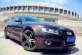 【混搭风】AUDIA5Sportback配德国AEZ轮圈