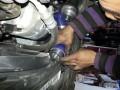 出forge双中冷堵(铝块),双中冷改变单中冷,减少涡轮迟滞利器