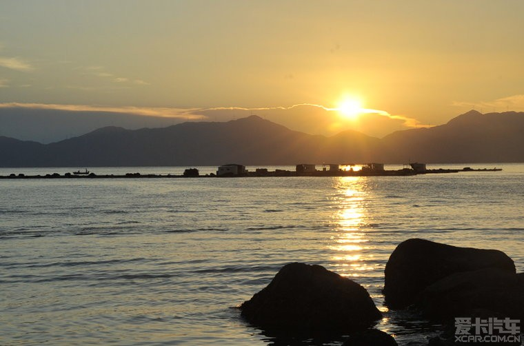 广东海陵岛避暑自驾游记