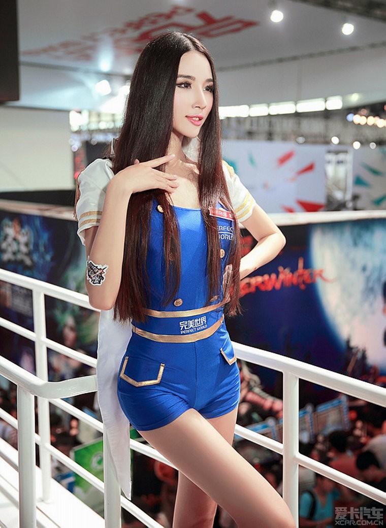 图说集中营2013ChinaJoy展-第2页-外景美女美女拍世界