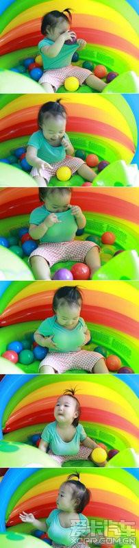 Маленькая девочка решила стать взрослой ) - foto 2.