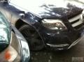 。。。这辆GLK事故车,猜猜维修费多少钱?(定损17万)