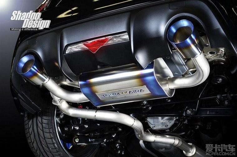 丰田2012新86 gt86改装rowen包围套件高清图片
