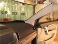 中山汽车音响改装--普菲特汽车音响改装案例分享--雪佛兰科帕奇尾箱工艺、A柱倒模!!