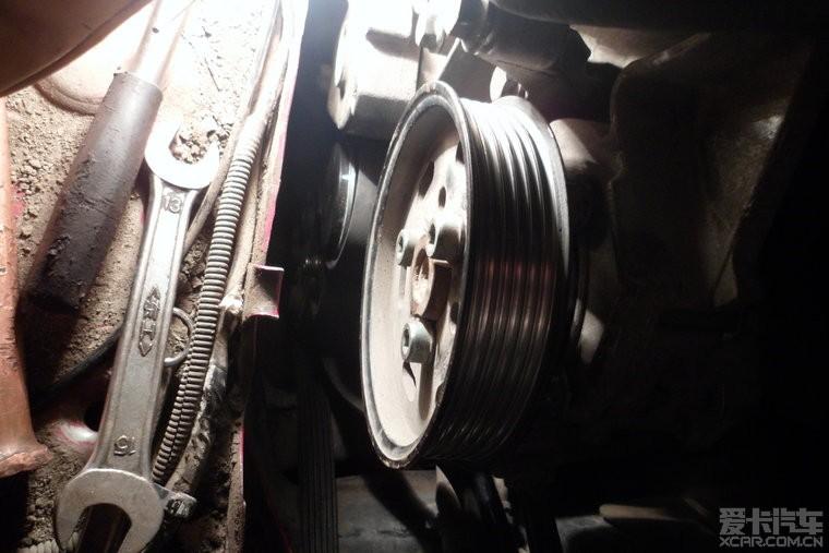 柴油捷达发电机皮带怎么挂 捷达汽车v形皮带是什么 捷达车高清图片