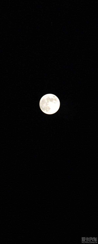 中秋特刊:推着母亲看月亮