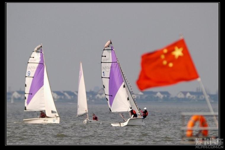 上海/谈股论金> 中秋上海美帆24小时国际公益帆船赛一瞥
