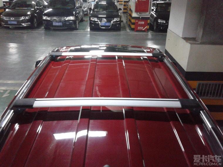 据称最静音的行李架横杆,安装作业 北京 道奇论坛 xcar 爱高清图片