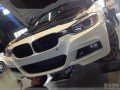 宝马新3系F30/F35升级MTech运动款包围密合度超棒性价比超高