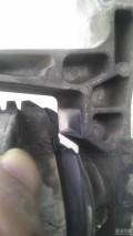 十一期间把机脚换了,大家看看旧机脚成了什么样子!