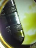 本田2.4机头上灰壳AVL5W-30,大家帮忙看看油样(白色打印纸),附带机油口照片