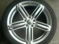 出售奥迪RS6改装轮毂19寸