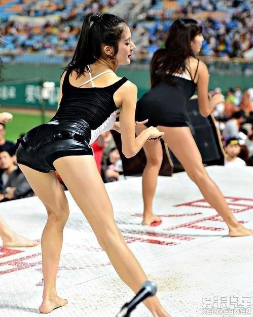 【精华】韩国体坛美女连连看