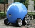 据说是大众新款车型.蛋腾