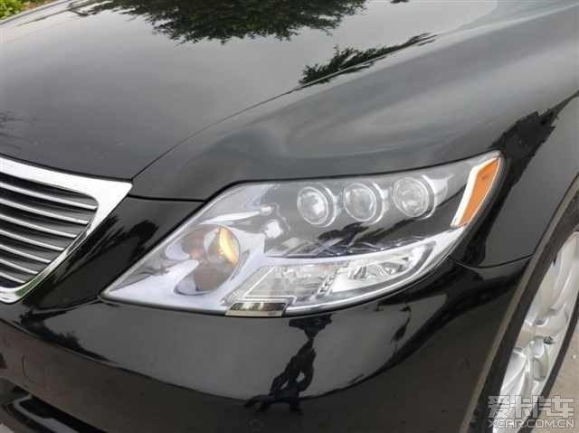 现货 09款雷克萨斯ls600混合动力汽车,价格给力.高清图片