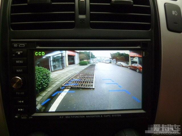 福特翼虎导航安装流程 福特翼虎导航安装图 福特翼虎踏板安装流程高清图片