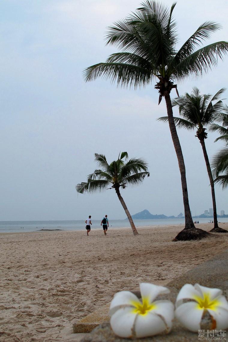 > 一路花香一路欢歌,从曼谷到华欣,租车自驾游泰国.