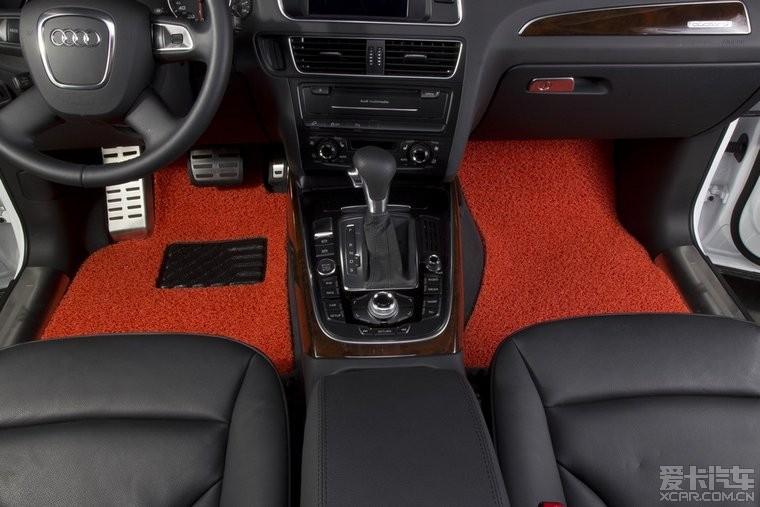不同颜色内饰如何搭配汽车脚垫?