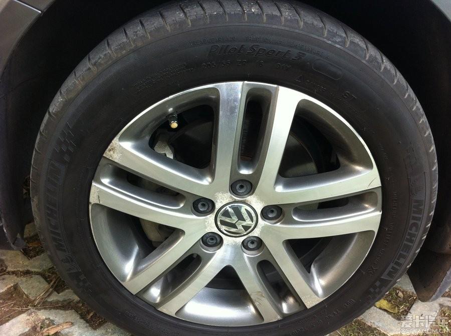 米其林ps3花纹轮胎