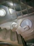 来看看正时涨紧轮位置的变化,帮忙分析一下皮带和涨紧轮的问题