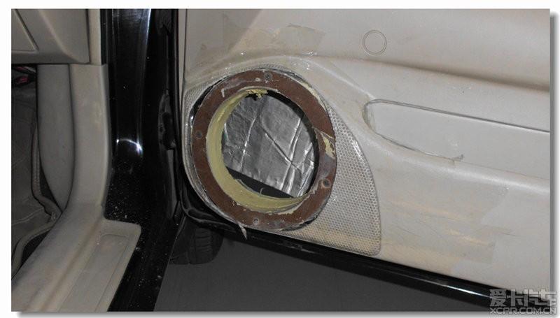 比亚迪f3门板a柱倒模工艺灯光效果 高清图片
