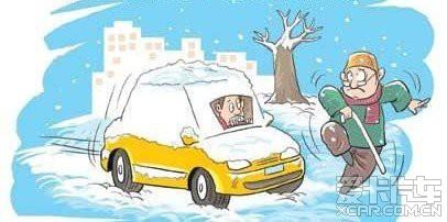 雪天 开车注意事项 凯越论坛 爱卡汽车高清图片