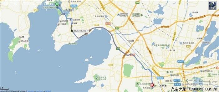 第三站:从苏州乐园出来就驱车约2小时到达宜兴禄漪