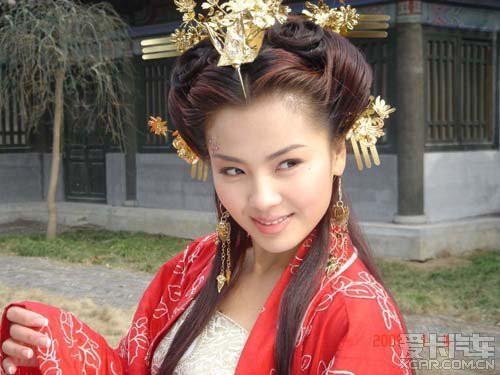 东方美女美如玉