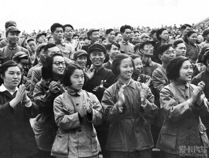 八十年代以前的中国美女形象~~ 荣威350论坛