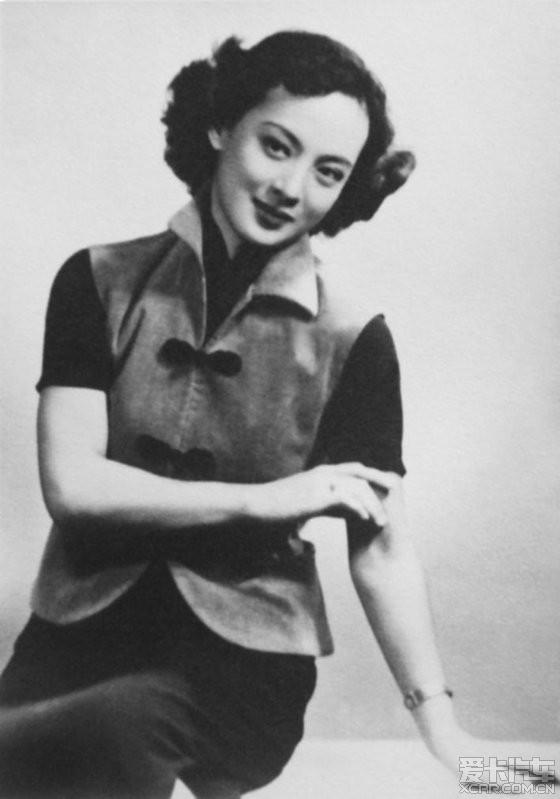八十年代以前的中国美女形象