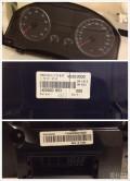 出09速腾原装简版方向盘、气囊、半屏仪表、rcd510