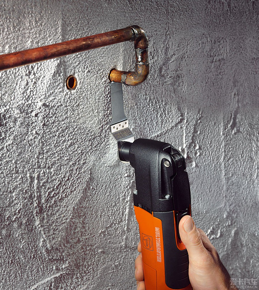 玩转国外家庭的汽车维修工具